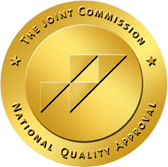 Joint Commission Certified, Gold Seal of Approval