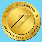 Joint Commission Certified, Gold Seal of Approval.